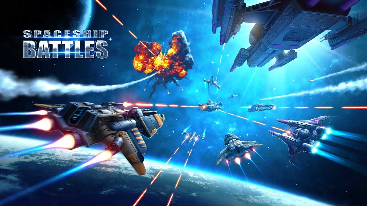 Играй Spaceship Battles На ПК 2