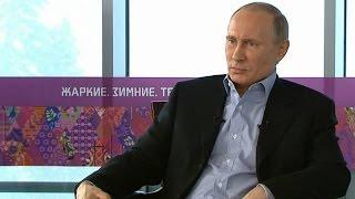 Putin nói người đồng tính hãy cẩn trọng