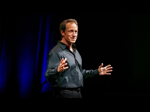 Learning from dirty jobs   Mike Rowe