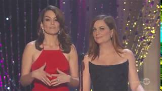 Amy Poehler & Tina Fey honor Carol Burnett at Screen Actors Guild Awards 2016 FULL