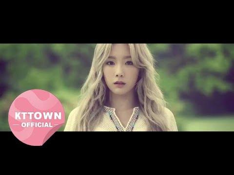 TAEYEON 태연 'Rescue Me(ファイナルライフ)' M/V