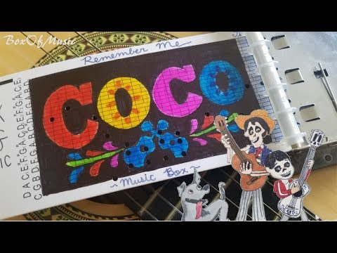 Coco Music Box (
