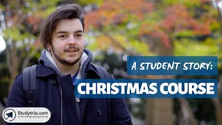 A Student Story: Charley - Christmas Course