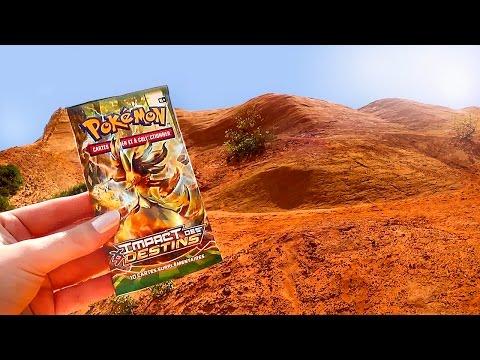 OUVER-NA-TURE #10 : Booster Pokémon Impact des Destins | GOUPELIN DANS LE COLORADO PROVENÇAL ☀️