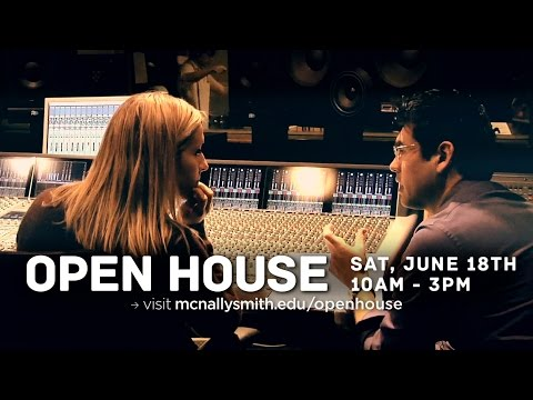 McNally Smith College of Music – Summer Open House 2016