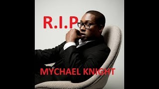 Stylist Mychael Knight R.I.P | 'Project Runway' |  Dead at 39