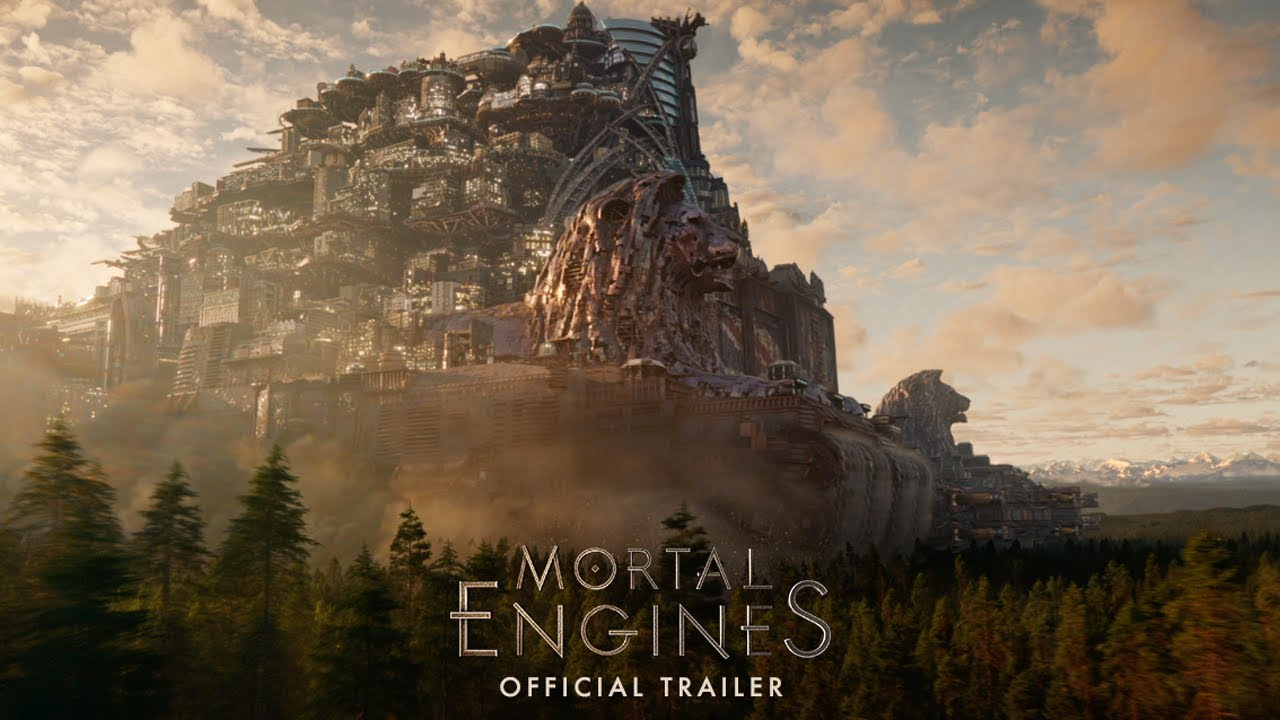 Trailer de Mortal Engines