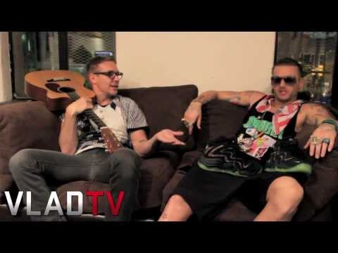 Riff Raff Discusses Beef With Hot 97's Ebro Over Interview - YouTube