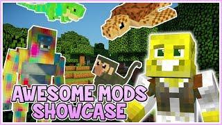 Rainbow Yeti & Cute Animals! | Mod Showcase
