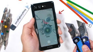 Dual Screen Smartphone? - Front AND Rear Displays Tested!