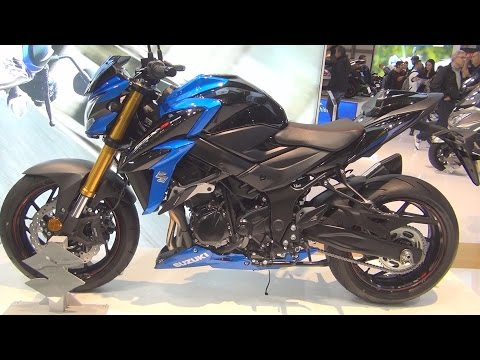 @SuzukiCycle GSX-S750 ABS (2017) Exterior and Interior in 3D @SuzukiPress