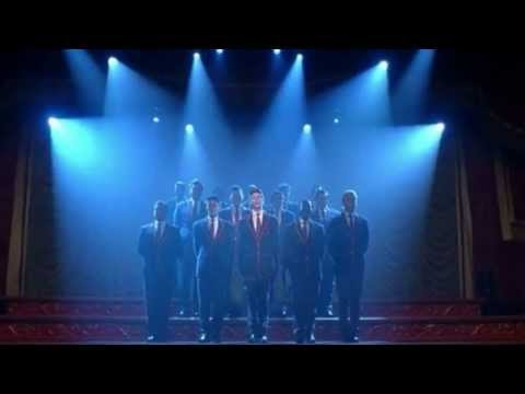 GLEE - Glad You Came (Ful  Performance) (Official Music Video) HD