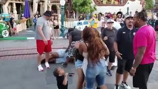 BIG Fight at Disney World!