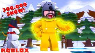 ALL PENGUINS + THERMAL SUIT! | ROBLOX SNOW SHOVELING SIMULATOR