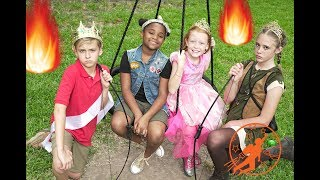 High Top Princess 5 - Prince vs Princess Teamwork Challenge