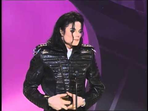 Michael Jackson Wins International Artist - AMA 1993