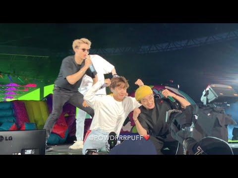 190602 - Anpanman - BTS 방탄소년단 - Speak Yourself Tour - Wembley Day 2 - HD Fancam 직캠