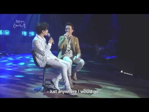 [ENG SUB] 141002 Taemin's Crazy Leg Dance