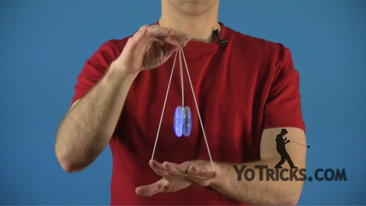Rock the Baby Yo-yo Trick How to Video - YouTube