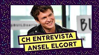 """Quantas músicas com """"Baby"""" Ansel Elgort consegue cantar em 1 minuto? #EmRitmoDeFuga"""