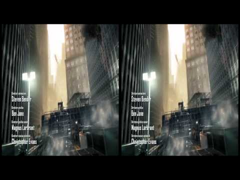 Crysis 2 - 3D Side By Side (SBS)