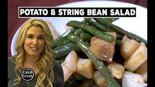 Simple Summer Side Dish - Potato & String Bean Salad | Lisa's Home Cooking Ep11