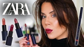 ZARA MAKEUP ... Mind Blown 😱