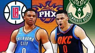 NEW Trade Rumors For Russell Westbrook