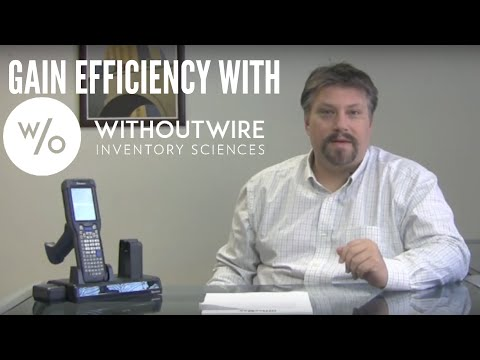 Gain Efficiency in Microsoft Dynamics GP Lot Tracking with WithoutWire™ WMS -- before/after demo