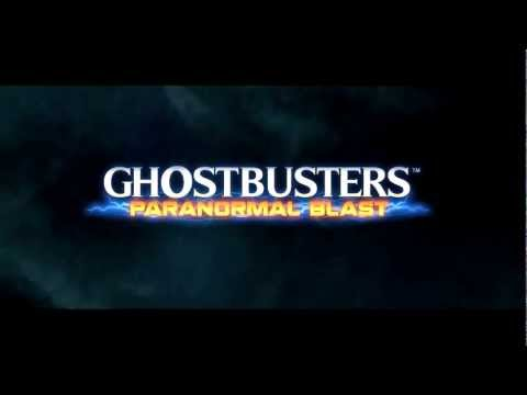 Ghostbusters Paranormal Blast [Teaser Trailer]