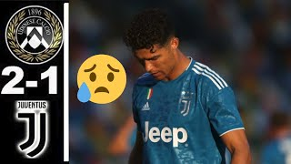 udinese vs juventus 2-1 All Gоals and Hіghlіghts HD
