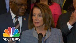 Nancy Pelosi Announces 'Big Step To Lower Health Care Costs' | NBC News