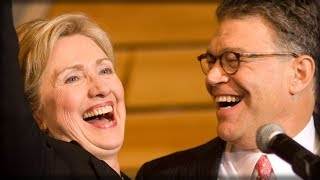 BREAKING: RIGHT AFTER AL FRANKEN ADMITS TO SEXUALY ASSAULTING WOMEN HE DOES THE UNFORGIVABLE
