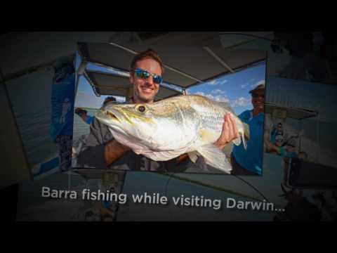 Darwin Barra Fishing