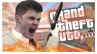 AMERICA, LAND OF THE FREE! - GTA V Funny Moments!