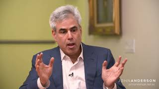 Conversations with John Anderson: Featuring Jonathan Haidt (Part I)