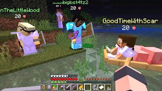 Minecraft - 3rd Life #3: Get Shrek's Swamp
