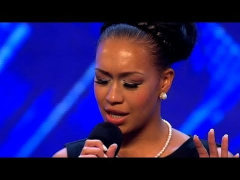 Rebecca Ferguson's X Factor Audition (Full Version) - itv.com/xfactor