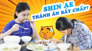 """Tổng hợp những lần ăn uống bất chấp của Shin Ae Việt Nam khiến ai xem cũng phải """"điếng hồn""""  FATS TV"""