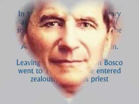The life Story of Saint John Bosco !