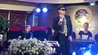 Ngọc Sơn - hát cho đại gia đình CT4, Văn Khê, Hà Đông, Hà Nội