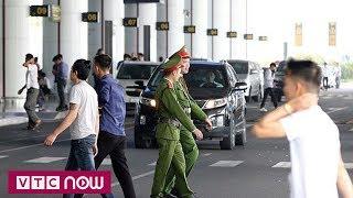 Thắt chặt an ninh sân bay Nội Bài trước giờ G | VTC1