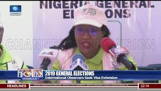 International Election Observers Seek Visa Extension After Polls Shift