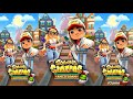 Subway Surfers Amsterdam Full Gameplay for Children Full HD