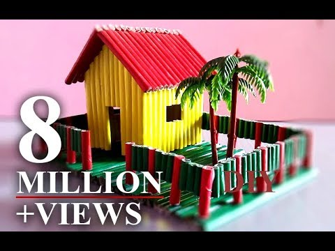 how to make a paper house very easy   xem video clip hot