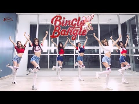 [1theK Dance Cover Contest] AOA(에이오에이)  _ Bingle Bangle(빙글뱅글) Dance Cover by Hexakill Dance Crew