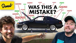Is Buying someone else's Project Car worth it?