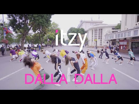 [WINNER ITZY DANCE COVER CONTEST] KPOP IN PUBLIC ITZY 달라달라 (DALLA DALLA)  Dance Cover By Oops! Crew