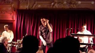 Blancmange - Blind Vision - Live @ Bush Hall 30/11/2011