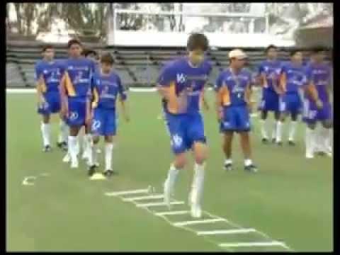 Video Ejercicios De Coordinacion Futbol